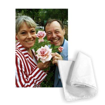 Wendy Richard - Eastenders - toalla de té 100% algodón - Art247 - toalla de té - 46 x 70 cm: Amazon.es: Hogar