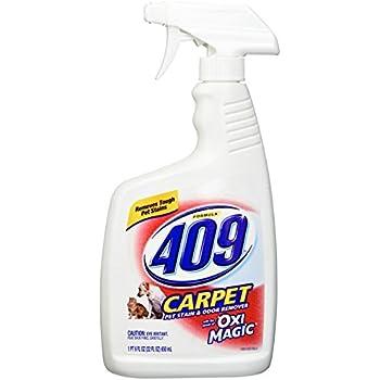 Amazon Com Formula 409 Carpet Pet Stain Amp Odor Remover