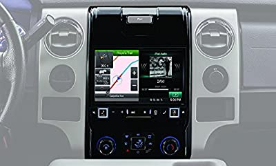 """Alpine Electronics X009-FD2 9"""" Restyle Dash System for Select Ford F-150 Trucks"""