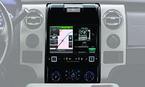 "Alpine - 9"" - Built-in Gps - Cd/dvd - Built-in Bluetooth - B"