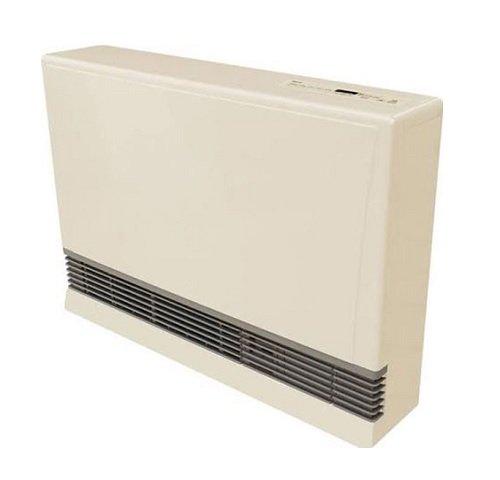 (Rinnai EX38CTLP Direct Vent Space Heater - Liquid Propane BEIGE,)