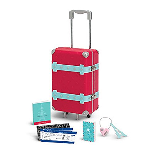 American Girl Grace - Grace's Travel Set - American Girl of 2015 by American Girl