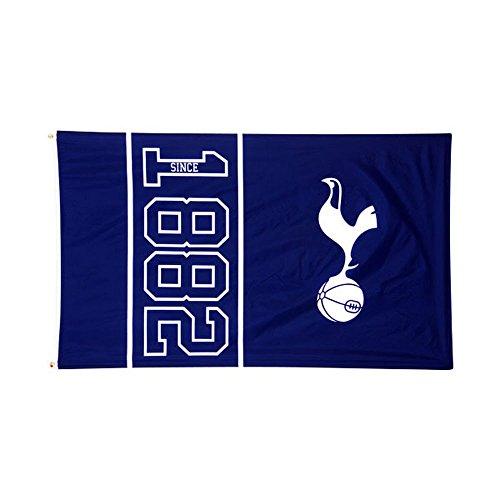 Tottenham Hotspurs Spurs Fc Football Since 1882 Flag Blue White Fan Match Banner