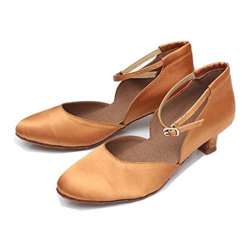 VASHCAMER Zapatos de de Baile Tac ppxd8rqw
