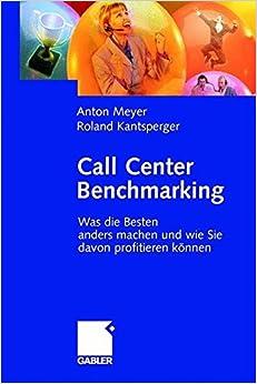 Book Call Center Benchmarking: Was die Besten anders machen und wie Sie davon profitieren können