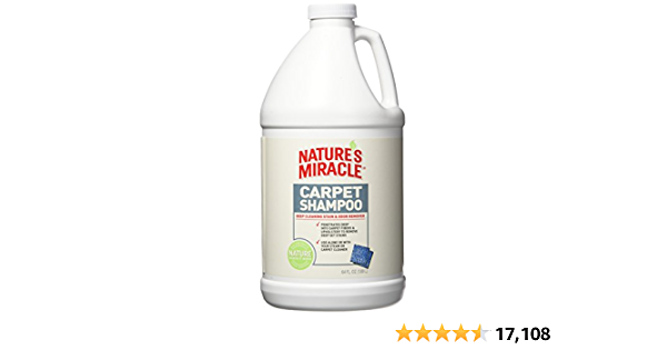 Nature's Miracle Deep-Cleaning Stain and Odor Remover