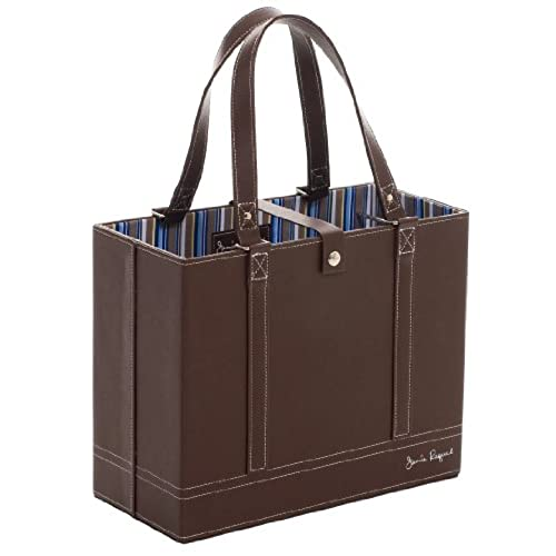 e7c1700f973e63 Jamie Raquel LifeSTYLE File Tote - Chocolate high-quality - zimmert.at