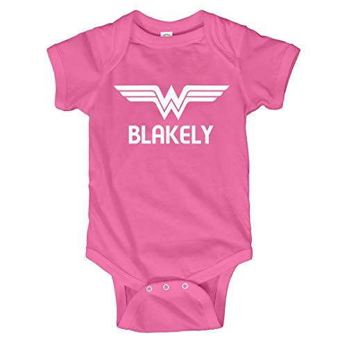 FUNNYSHIRTS.ORG Superhero Halloween Baby Blakely: Infant Bodysuit -