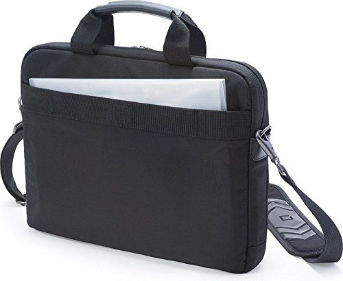 Dicota D30990 14.1 Briefcase Black notebook case - notebook cases (35.8 cm (14.1), Briefcase, Black, 375 mm, 285 mm, 80 mm)
