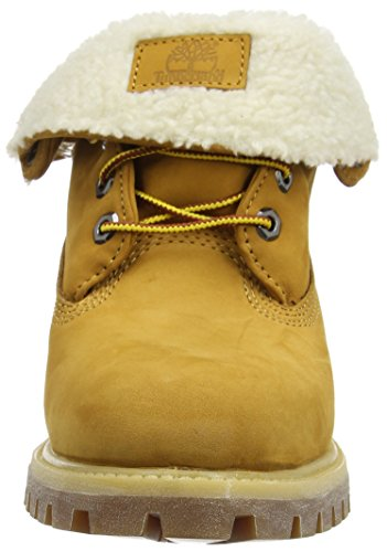 Beige Men's Wheat Roll Top Boots Timberland Ankle wZ1pxS1P