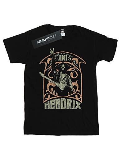 Homme Jimi Noir shirt T Art Hendrix Nouveau 54qw4RBAxn