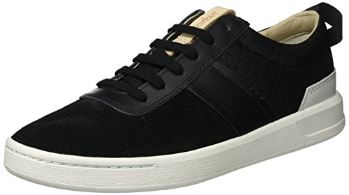 OHW? Herren Brookes Low-Top Schwarz (Black/Black)