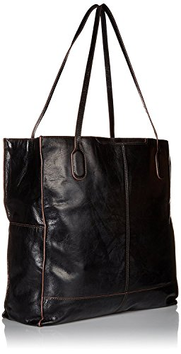 HOBO Vintage Finley Tote Handbag,Black,One Size by HOBO (Image #1)