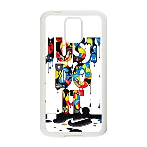 Creative Just Do It New Style High Quality Comstom Protective case cover For Samsung Galaxy S5