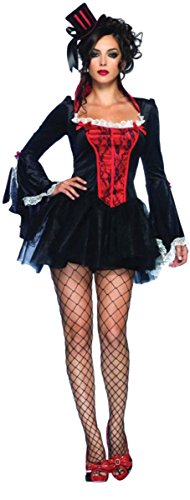 Adult Transylvania Vampire Costumes (Transylvania Temptress Adult Costume - Medium/Large)