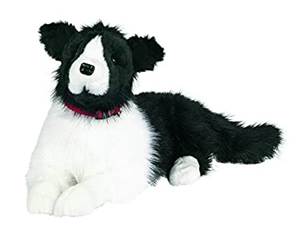 Amazon Com Ditz Designs Large Plush Realistic Stuffed Animal Border