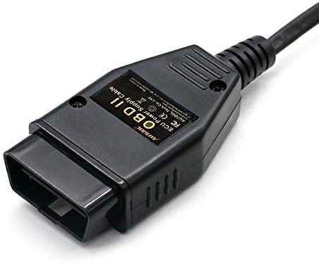 NO LOGO KF-Spring Connettore del Cavo di Alimentazione BT-30 Auto OBD2 ECU Sostituzione di Memoria Risparmio Batteria Strumento Automotive OBD 2 II Auto Power Emergenza