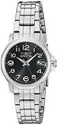 Invicta Women's 6907SYB Specialty Analog Display Quartz Silver Watch