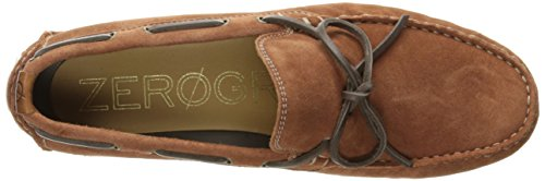 Cole Haan Mens Zerogrand Camp Moc Driver Woodbury / Arrosto Scuro