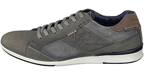 Herren 1100 grigio 26301 BOSSO Grau EVO Sneaker 331 Bugatti scuro 7YHvAdqnq