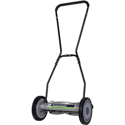 NEW American Lawn Mower 18-inch Deluxe Light Reel Mower by Nue Boss