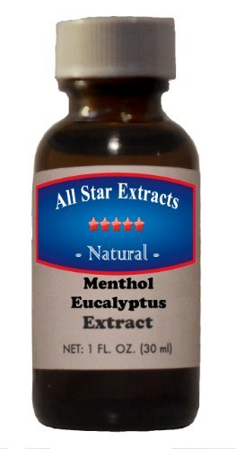 [Natural Menthol Eucalyptus Flavor by All Star Extracts] (Menthol Eucalyptus Flavor)