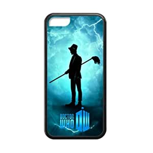 Shoppemarte Creative Unique Doctor-Who Custom Case Cover of ipod touch 5 ipod touch 5 TPU (Laser Technology)