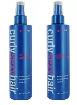 Curlysexyhair liquid curling gel