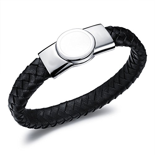 Jewelry Fashion Stainless Bracelet Magnetic