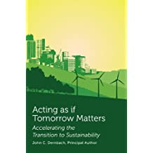Acting as if Tomorrow Matters (Environmental Law Institute)