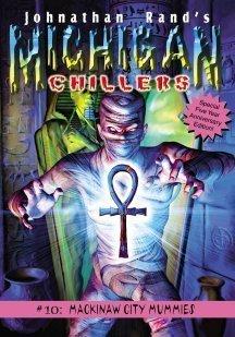 Mackinaw City Mummies (Michigan Chillers) ebook