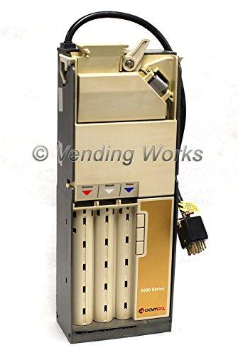 9300-L Coinco Coin Changer Acceptor - Rebuilt