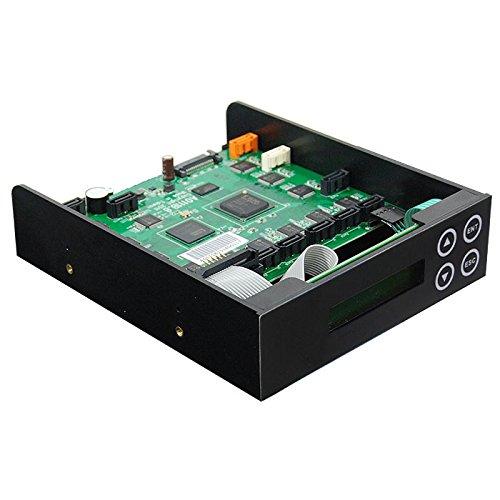 1-11 Blu-ray CD/ DVD/ BD SATA Duplicator Copier CONTROLLER + Cables Screws & Manual Optical Drive