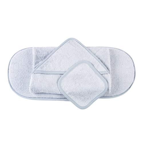Tadpoles Baby Spa Set -Terry Pad, Hooded Towel & Mitt, - Moses Sleeping Basket Partners
