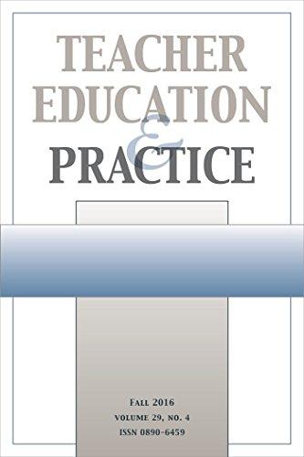 Tep Vol 29-N4 (Teacher Education & Practice)