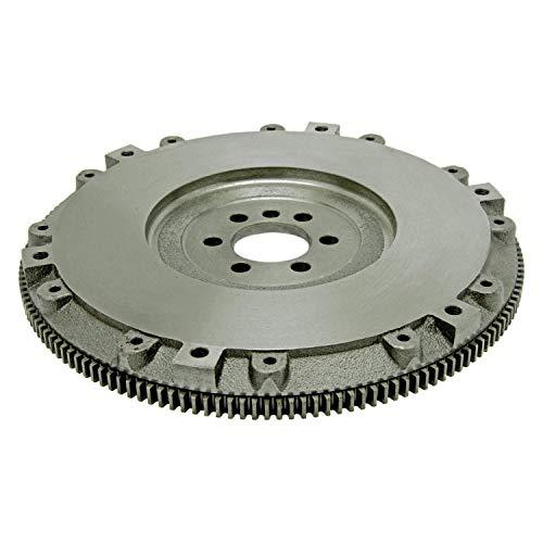 (McLeod Racing 450300 Flywheel (Nodular 55-85 2 Piece Rear Main Seal Chevy 153 Tooth In Ternal Balance))