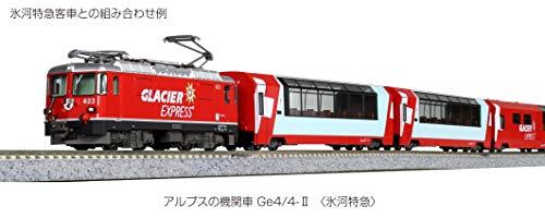 Glacier Limited Express KATO 3102-2 Alpine Steam Engine Ge4//4-II