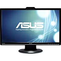 Brand New Asus Computer International - Asus Vk248h-Csm 24 Led Lcd Monitor - 16:9 - 2 Ms - Adjustable Display Angle - 1920 X 1080 - 16.7 Million Colors - 300 Nit - 2,000:1 - Full Hd - Speakers - Dvi - Hdmi - Vga - Usb - 60 W - Glossy Piano Black - Rohs, Weee Product Category: Computer Displays/Monitors