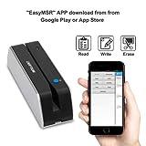 MSR X6(BT) Bluetooth Magnetic Credit Card Reader