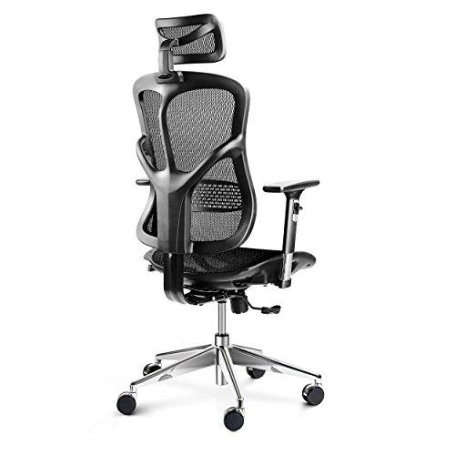 Diablo® V-Basic Sedia da Ufficio ergonomica, Sedia Comfort ...