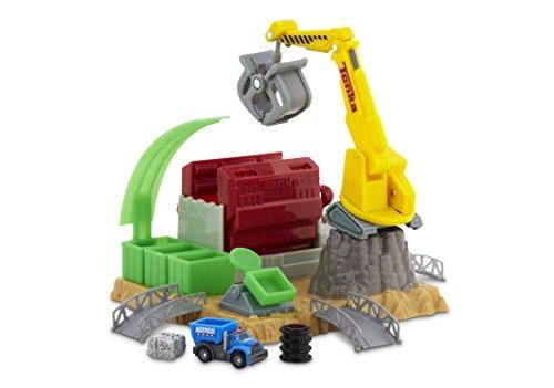 (Tonka Tinys Car Crush Escape Toy, Multicolor,)