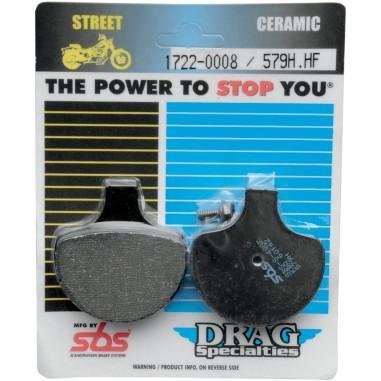 (SBS HF Ceramic Brake Pads 579H.HF)