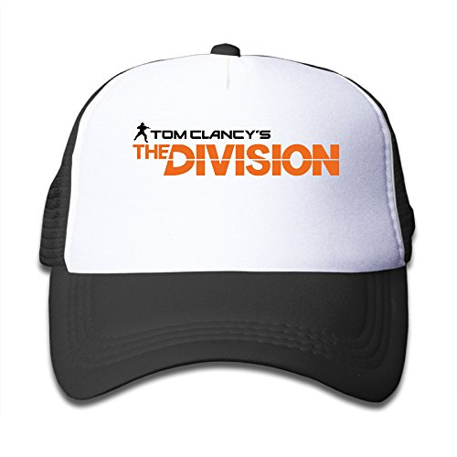 Tom Clancys The Division Mesh Trucker Summer Mesh Hat Black Size Name For (Viking Hat Name)