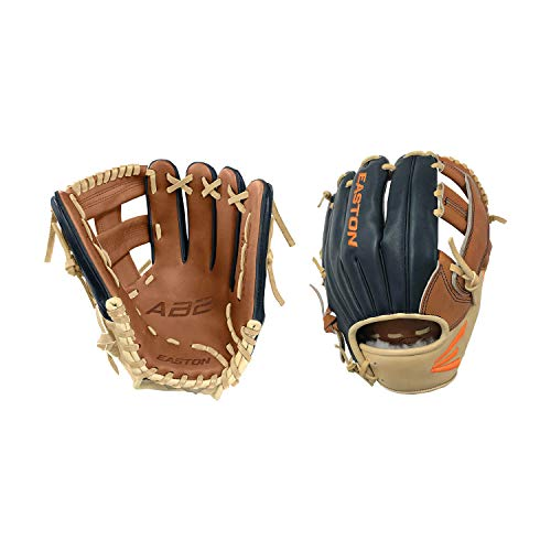 - Easton Pro Collection Game Spec Baseball Glove, Right Hand Throw, 11.75