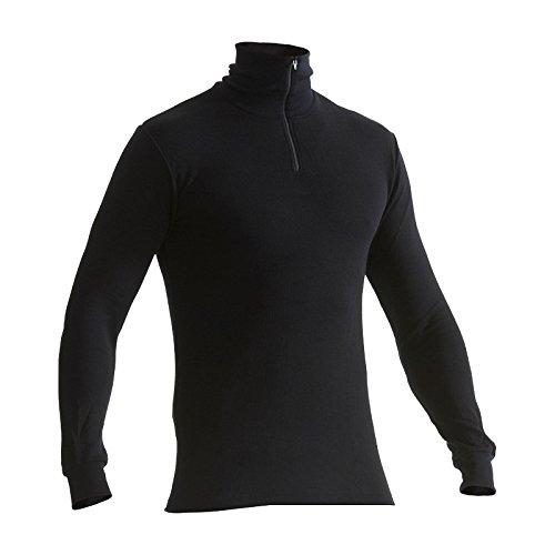 (Blaklader 489417069900XS Warm Underwear Top, Size XS, Black)