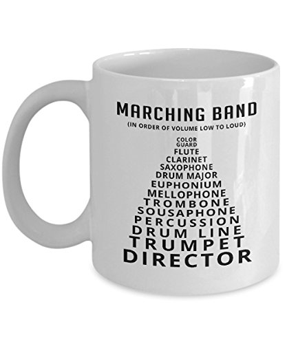 Candid Awe - Gifts For Marching Band Lovers: