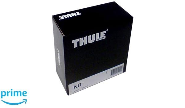 Thule 184020 Necesario Kit de fijaci/ón para un Ajuste pie Rapid Tracker en un autom/óvil espec/ífico