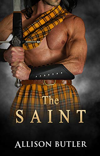 The Saint by Allison Butler