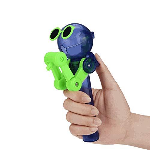 KpopBaby Creative Lollipops Artifact Funny Eating Lollipop Robot