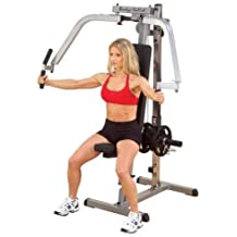 Body-Solid GPM65 Plate Loaded Pec Machine